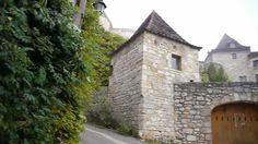 France, Saint-Cirq-Lapopie