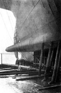 "RMS ""Titanic""'s propeller shaft"