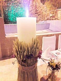 Διακόσμηση Στολισμός Γάμου Pillar Candles, Candles