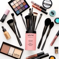 Happy Saturday, beauties! cc: NYX Cosmetics