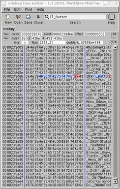 "There is a class of editor known as a ""Hex editor"" which allows you to edit any type of file, especially binary files. Here are a few examples for Linux. Computer Forensics, Computer Technology, Linux Raspberry Pi, Iphone Information, Up King, Linux Operating System, Free Gift Card Generator, Computer Basics, Coding Languages"