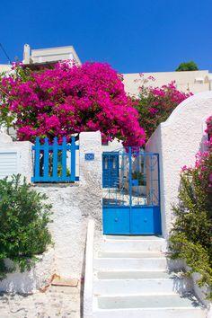 Traditional House in Oia, Santorini