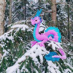 Eastern Dragon Crochet Amigurumi Pattern DIGITAL PDF by Crafty | Etsy Cape Pattern, Dragon Pattern, Crochet Patterns Amigurumi, Crochet Shawl, Wings, Pdf, Crafty, Make It Yourself, Dragons