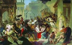 On 2 June AD 455, Gaiseric and his Vandals arrived at Rome's gates.
