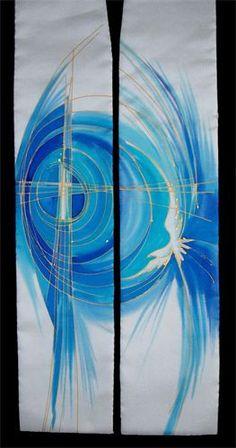 """W88  """"Trinity in Blue"""""""