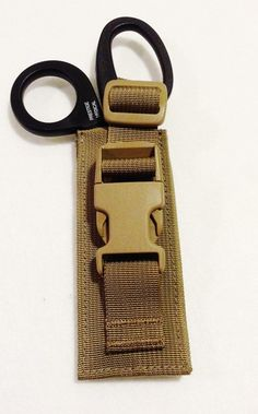 Tactical Paramedic - EMT Scissor holder pouch, The best on the market, Made in the USA!