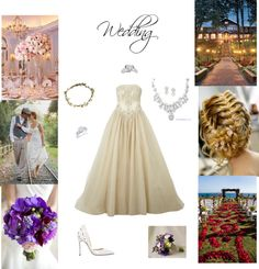 """Bride"" by jessicajeo on Polyvore"