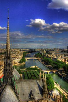 Paris - France (byVincent Lock)   Amazing Places