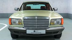 1982 Mercedes-Benz 280 SE w126 the art of S-class Mercedes W126, Mercedes Benz Cars, A Gear, Classic Mercedes, Dream Cars, Jeep, Vehicles, Passion, Friends