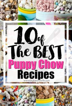 Big Bear's Wife - Easy Recipes, Fun Travels, & Real Life Southern Days Best Puppy Chow Recipe, Puppy Chow Recipes, Easy Dinner Recipes, Easy Recipes, Easy Meals, Healthy Classroom Snacks, Big Bear, Easy Diy Crafts, Air Fryer Recipes