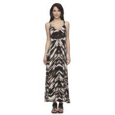 Women's+Jennifer+Lopez+Empire+Maxi+Dress