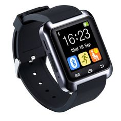 >> Click to Buy << Free shipping Black U80 Bluetooth SmartWatch Outdoor Sports Pedometer Touch Screen intelligent watch for Android Phones Iphones #Affiliate