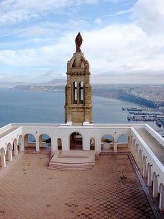 Notre Dame de Santa Cruz d'Oran, Algérie