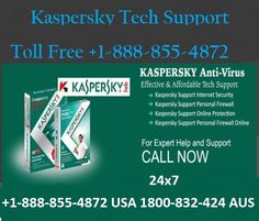 Support  For Kaspersky Antivirus