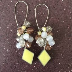 Earrings (never worn) From NY & Co.    Bundle to save 20% New York & Company Jewelry Earrings