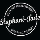 Stephani-Jade Design logo variation 2 www.stephani-jade-design.co.nz