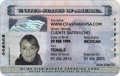 Requisitos y documentos para tramitar la cita para visa laser