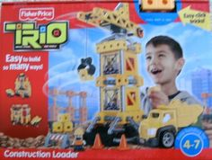 Fisher Price TRIO Construction Loader by Fisher Price, http://www.amazon.com/dp/B003XVE8EC/ref=cm_sw_r_pi_dp_u4VLqb1HXQGQQ  - Ryan or Everett
