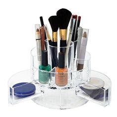 Wayfair Basics 9 Compartment Cosmetic Organizer