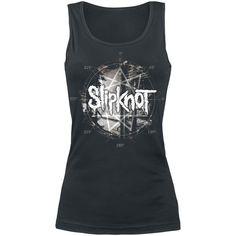 Slipknot Top »Psychosocial« | Jetzt bei EMP kaufen | Mehr Band-Merch Tops online verfügbar ✓ Unschlagbar günstig!