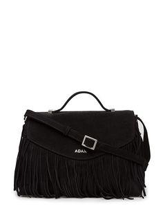 e25edd503807 Køb Adax Rubino Shoulder Bag Maj (Black) hos Boozt.com. Vi har