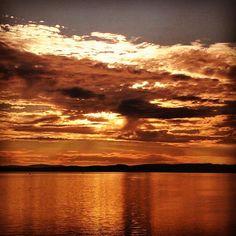 Twitter / barbaraspeirs: #sunsets #loveukweather #largs ...