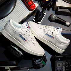 Burn Rubber Reebok Classics Celebrate The Notorious B I G S Birthday With The Phase 1 Detroit Playas Sneakers Pinterest Reebok Detroit And Trainers