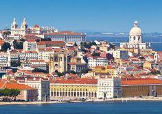Lisboa - lindíssima!