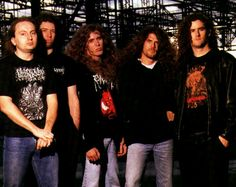 Oldschool Cannibal Corpse w/Chris Barnes Death Metal, Good Music, My Music, Cannibal Corpse, Dave Mustaine, Six Feet Under, Heavy Metal Bands, Thrash Metal, Music Bands