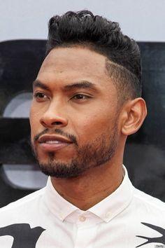 Sensational 1000 Images About Diva39S Black Men Hair Trends On Pinterest Hairstyles For Men Maxibearus