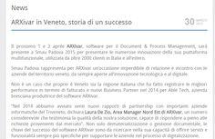 2015 News Risultati Veneto