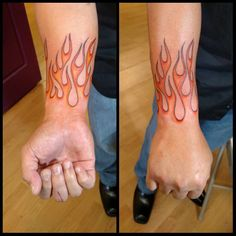 cool Top 100 flame tattoos - http://4develop.com.ua/top-100-flame-tattoos/ Check more at http://4develop.com.ua/top-100-flame-tattoos/