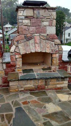 22 best outdoor fireplaces images outdoor fireplaces outdoor rh pinterest com
