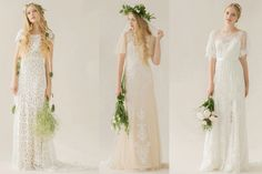 Alternative Wedding Dresses: 7 Designers Which Won't Make You Look Like Glinda The Good Witch | InStyle UK