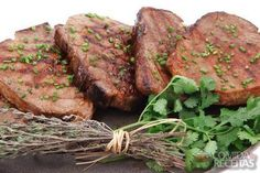 Receita de Bife de filé mignon em receitas de carnes, veja essa e outras receitas aqui!