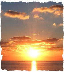 live like the sun is burning out of the sky...David Hodges