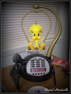 Tweetie Bird Telephone