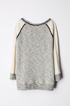 Porridge Boucle Pullover - @Anthropologie.com #anthrofave
