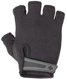 Harbinger Power Non-Wristwrap Weightlifting Gloves with StretchBack Mesh and Leather Palm (Pair), Black, Large, Large (Fits 8 - Inches) Gym Gloves, Workout Gloves, Mens Gloves, Workout Gear, Gym Workouts For Men, Fun Workouts, Best Weight Lifting Gloves, Lee Haney, Power Glove