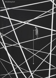 muzze — djinn-gallery:   Gilbert Garcin - La Certitude...