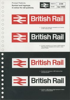 British Rail Logo, Design Research Unit, Logo, Gerry Barney, Test Pressing, Balearic, Balearic Beat, Disco, House, Mixes, Mellow, Culture, Fashion, Art, Design, The Face,