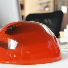 How to put a stapler in jello..I feel like this might be a need to know kind of thing...