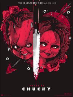 La novia de Chucky por Matt Ryan
