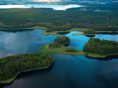 #Mazury #Pologne #lac #voyage