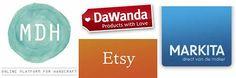 Online verkopen via Etsy, DaWanda, Metdehand of Markita, een goed idee? Gastblog voor Vakpracht.  #webwinkelrecht #consumentenrecht #etsy #dawanda #markita #metdehand #verkopen #gastblog
