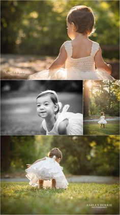 1 Year old photography session, Ashley Berrie Photography