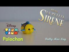 Tuto Fimo Tsum Tsum Polochon - YouTube