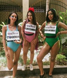 best halloween costumes for bffs in this year 47 Diy Halloween Costumes For Women, Cute Costumes, Halloween Kostüm, Halloween Cosplay, Carnival Outfits, Carnival Costumes, Halloween Disfraces, Festival Outfits, Powerpuff Girls Costume