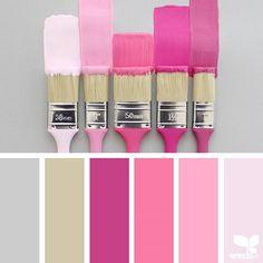 Colour Pallette, Colour Schemes, Color Combos, Color Patterns, Design Seeds, Color Harmony, Color Balance, Color Collage, Color Swatches