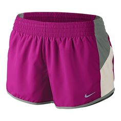 Jazz up your runs, be it on the track or running around town, in the cute new Womens Nike Racer Short